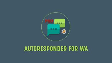 Photo of AutoResponder: Автоответчик для WhatsApp [Update]